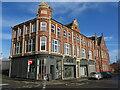 NZ3568 : The Wooden Deli, Saville Street, North Shields by Geoff Holland