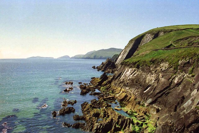 View from Slea Head