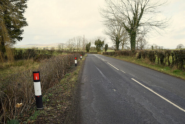 Gortnagarn Road, Mountjoy Forest East Division