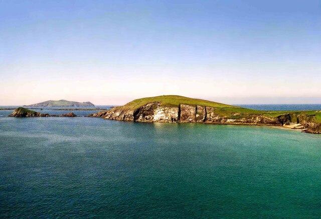 Dunmore Head on the Dingle Peninsula