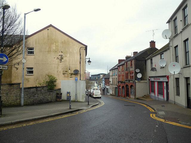 Castle Street, Omagh