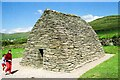 Q3904 : Gallarus Oratory, County Kerry - May 1994 by Jeff Buck