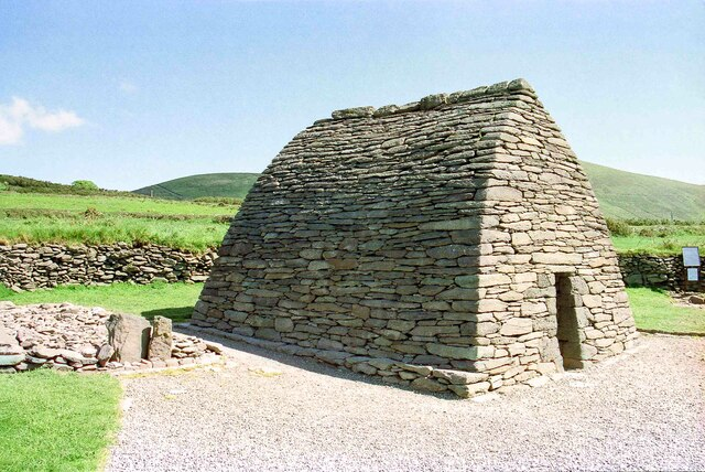 Gallarus Oratory, County Kerry - May 1994
