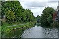 SO9087 : Stourbridge Canal (Fens Branch) near Brierley Hill, Dudley by Roger  Kidd