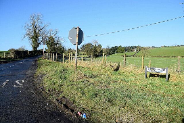 Bolies Road, Knocknacarney