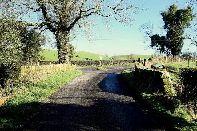 Bridge along Shantonagh Road
