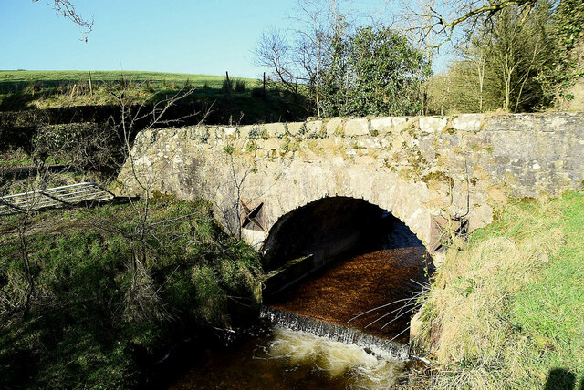 Small bridge at Lislane / Knocknacarney