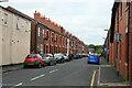 SJ6699 : Battersby Street, Leigh by Chris Allen