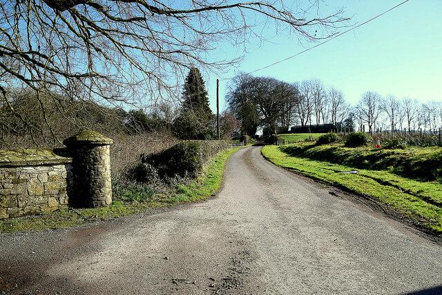 Shantonagh Road