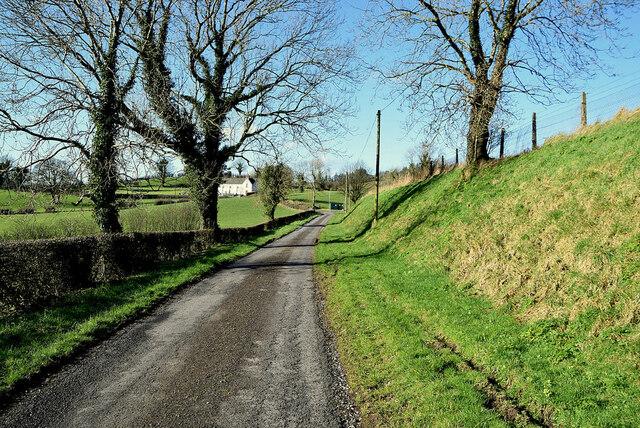 Shantonagh Road, Shantonagh