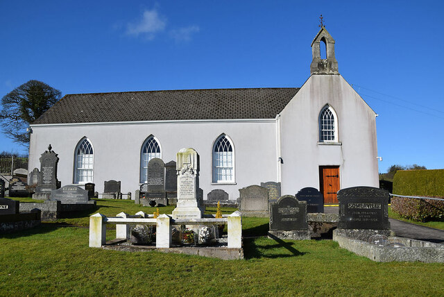 Aughentaine Presbyterian Church