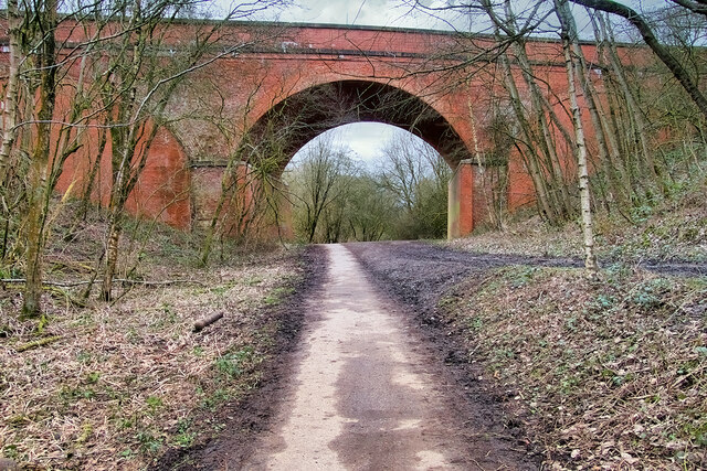 Outwood Trail, Ringley Road Bridge