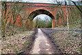 SD7705 : Outwood Trail, Ringley Road Bridge by David Dixon