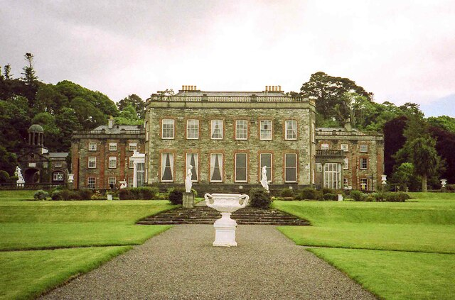 Bantry House, County Cork - June 1994