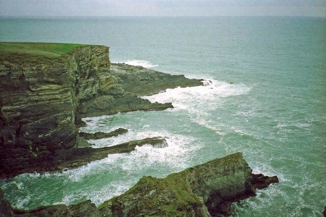 Coastline near Mizen Head