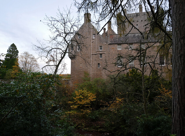 View of Cawdor Castle