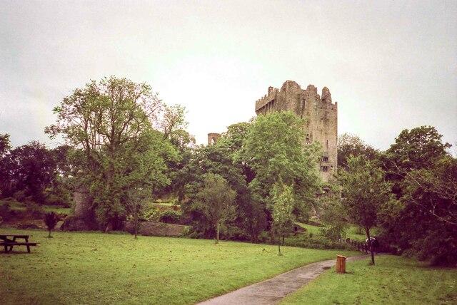 Blarney Castle - June 1994