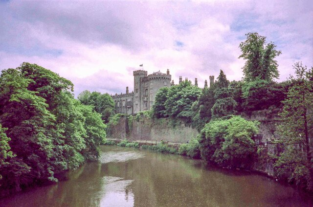 River Nore and Kilkenny Castle