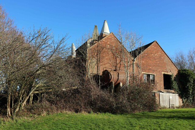 Oast House at Furnace Farm, Furnace Lane, Lamberhurst