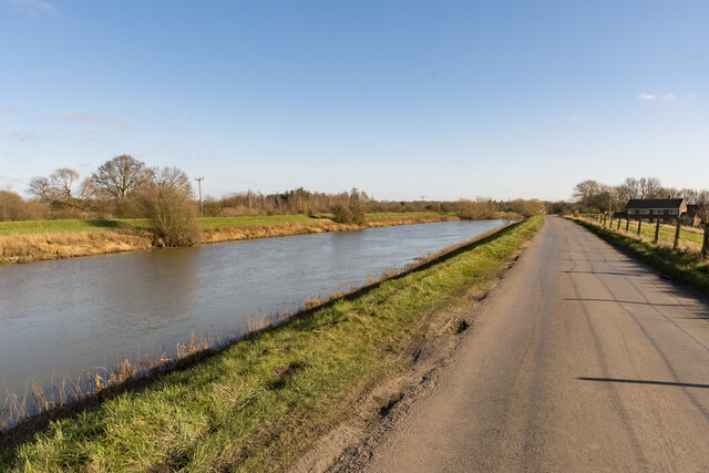 River Witham and Witham Bank