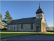 SO4465 : St. Michael's church (Croft) by Fabian Musto