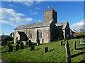 SS5623 : St Andrew's church, Yarnscombe by Roger Cornfoot
