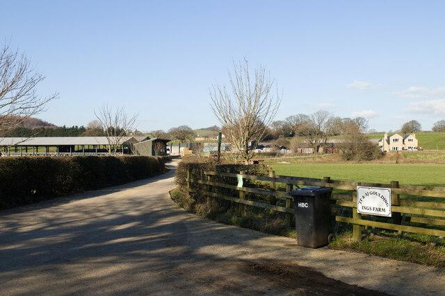 Ings Farm, Castley