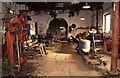 SE3231 : Thwaite Mills, Stourton - workshop by Chris Allen