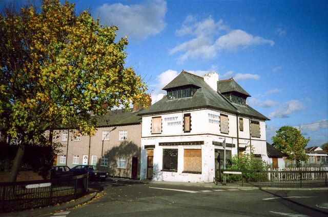 Drury House, Chester - September 1994