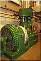 ST1974 : Welsh Industrial and Maritime Museum, Cardiff - Belliss & Morcom engine by Chris Allen