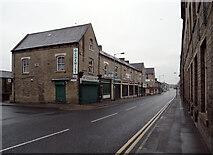 SE1533 : Lumb Lane, Bradford by habiloid