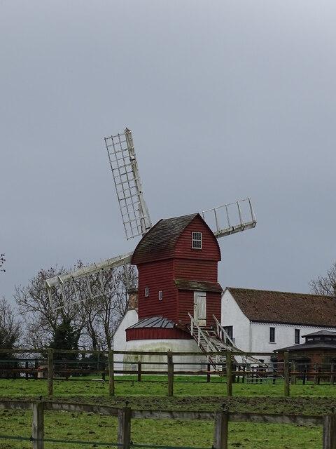 Madingley Windmill