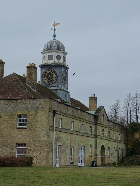 Wandlebury Clocktower