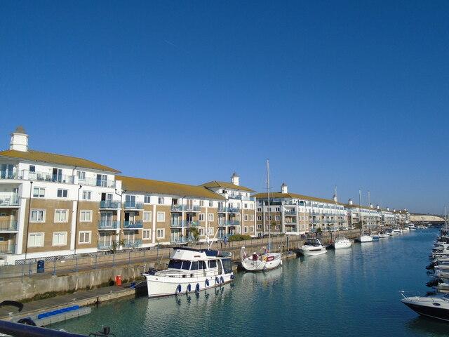 Brighton Marina - March 2021