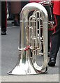SJ9593 : A parked instrument by Gerald England