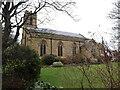 NZ3669 : Church of Holy Saviour, Cross Way, Tynemouth by Geoff Holland