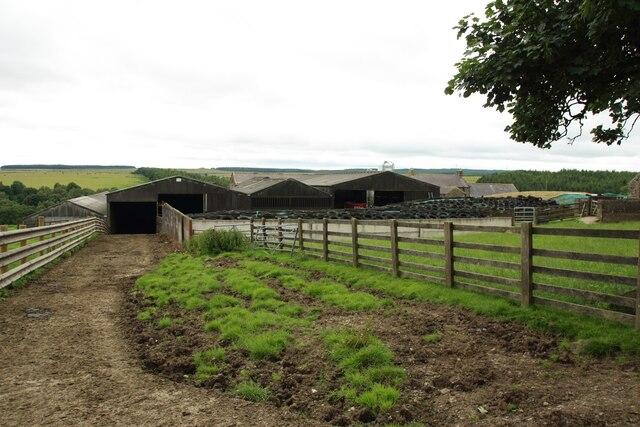Buildings at Long Liberty Farm
