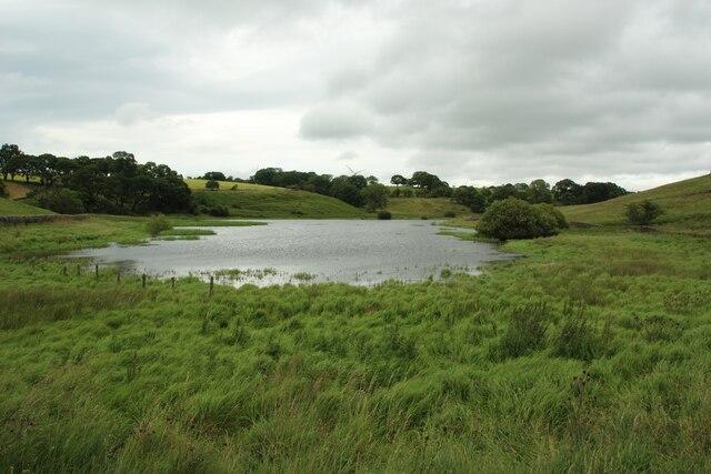 Head of John O'Gaunt's Reservoir