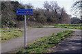 SP4976 : Viaduct Cycleway by Stephen McKay