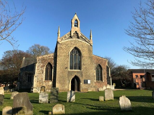 All Saints Church in South Lynn