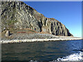 NX0299 : Ailsa Craig Fog Horn from MV Huntress by thejackrustles
