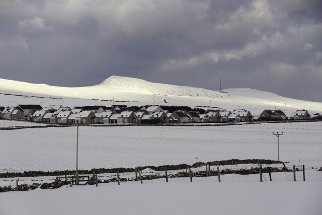 Setters Hill Estate and the Heogs, Baltasound