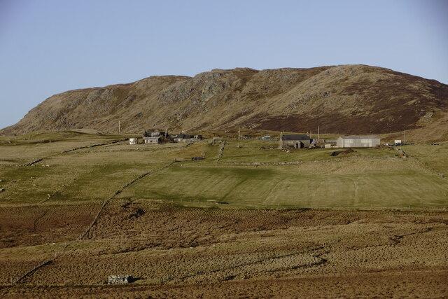 Burragarth and Valla Field, Westing
