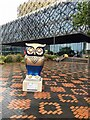 SP0686 : The Big Hoot - Victoria Square - Wise Old Owl by thejackrustles