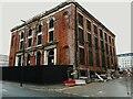 SE3033 : Former BRS building, Lady Lane, Leeds by Stephen Craven