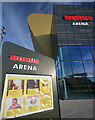 TA0928 : Bonus Arena, Hull by Paul Harrop