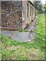 NY0265 : Corner of Castle Cottage near Caerlaverock Castle by thejackrustles