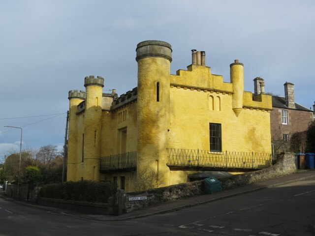 The Castle, Newport on Tay