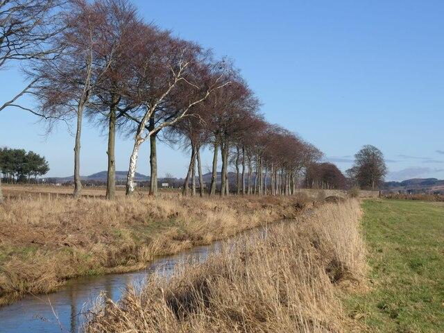 River Eden near Drumtenant