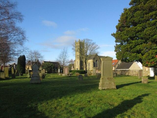 Kingskettle Old Graveyard